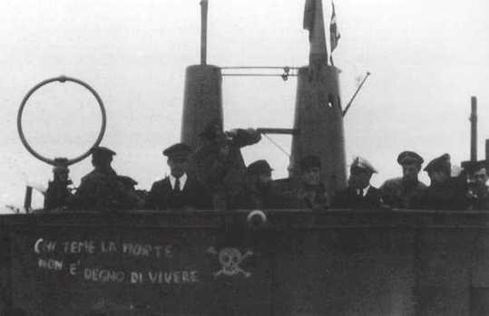 Italian submarine Barbarigo